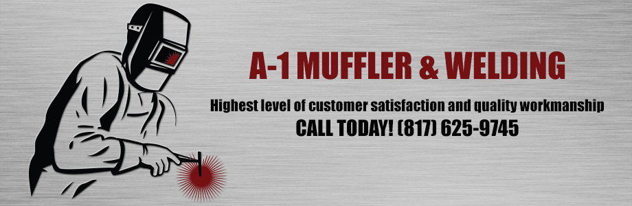 Muffler Repair Service Fort Worth
